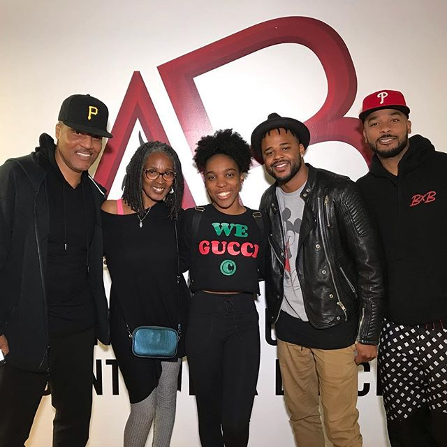Throwing it back on a Tuesday, to this amazing opportunity to take class from and be a sponge to these legends. Thank you @chrisgranted @frankgatson Lorraine Fields and @anthonyburrell #kylalangdon #whosaysdoctorscantbedancers #atl #atlanta #atldancers #3kings #abproject #anthonyburrellcenterfordance