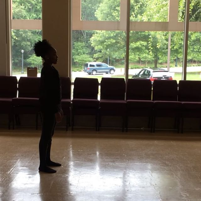 """I came across this video from the summer, I made something, it was for my kids but, it was actually a dance that really meant something to me. Sounds crazy as an artist, but I never come up with my own choreography, outside of short stuff for the kids I teach. But I thoroughly enjoyed creating this and helping them find a story to dance. 👯♀️ **I do not own rights to this music** """"Heaven"""" by  @todrick"""