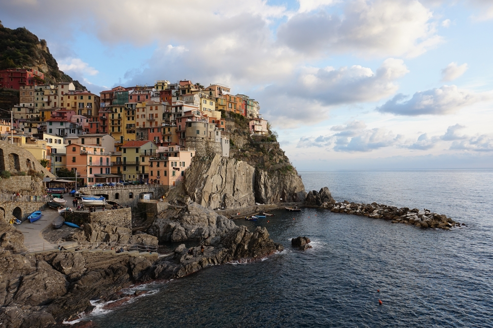 Hiking in Tuscany and Cinque Terre