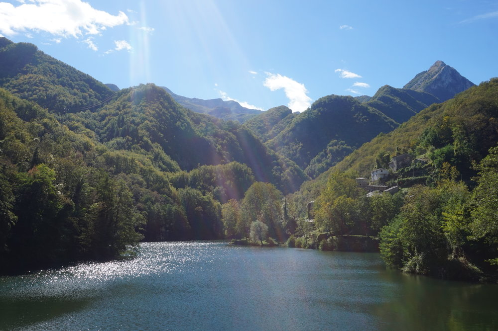 Hiking Tuscany, trekking and walking experience