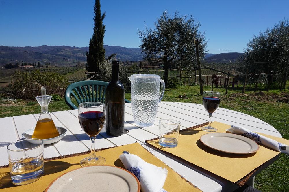 Trek in Tuscany, Hiking Tours in Chianti