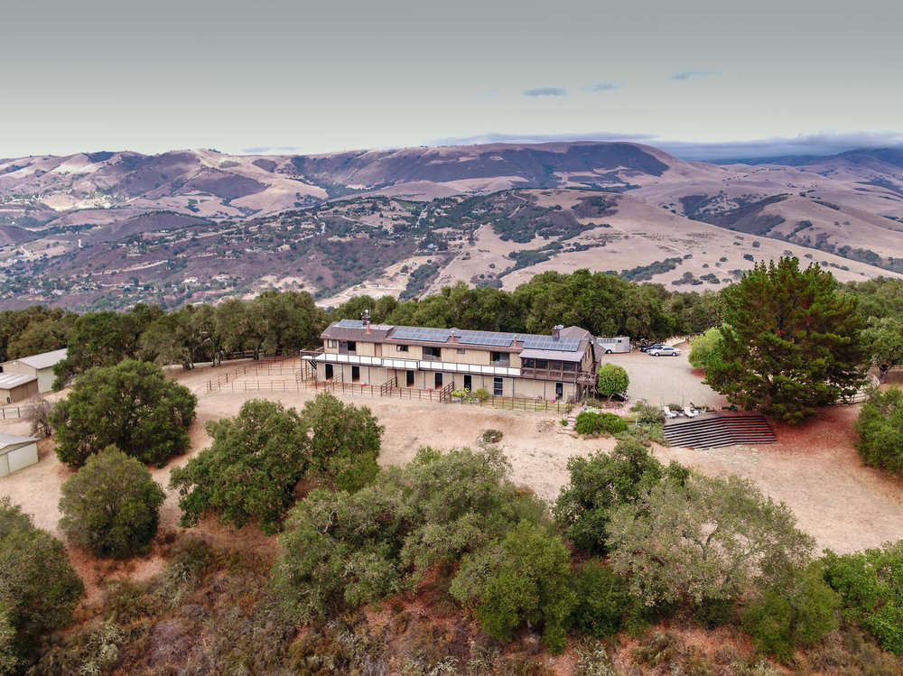 Rolling Ridge Ranch    Carmel Valley, CA