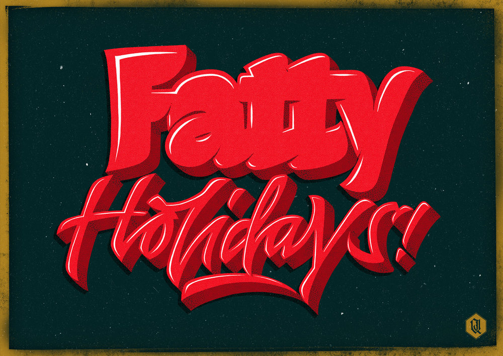 Fatty_Holidays-Joan-Quiros-Lettering.jpg