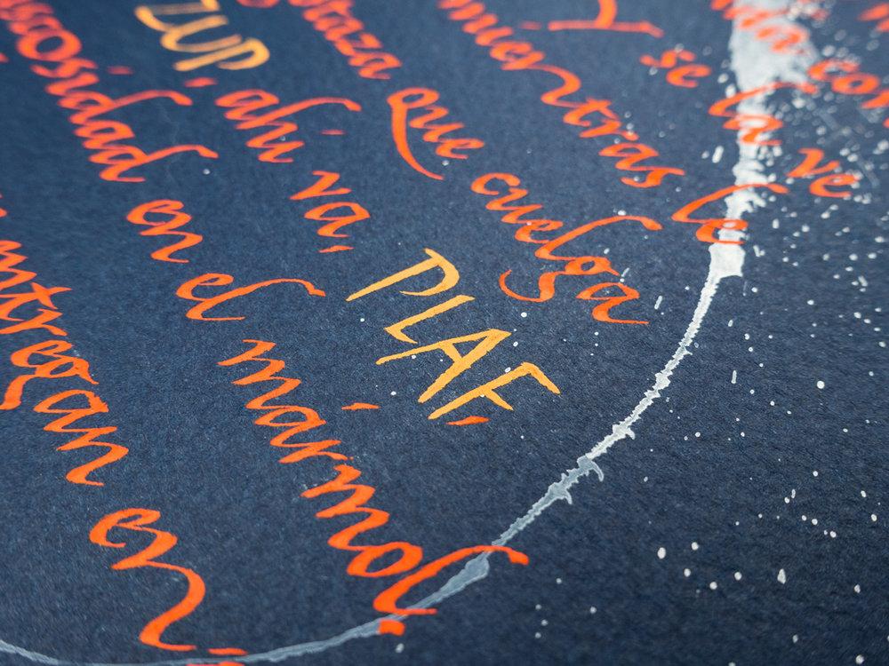 Aplastamiento-de-las-gotas-Cortazar---Joan-Quiros-Calligraphy-Detail-1.jpg