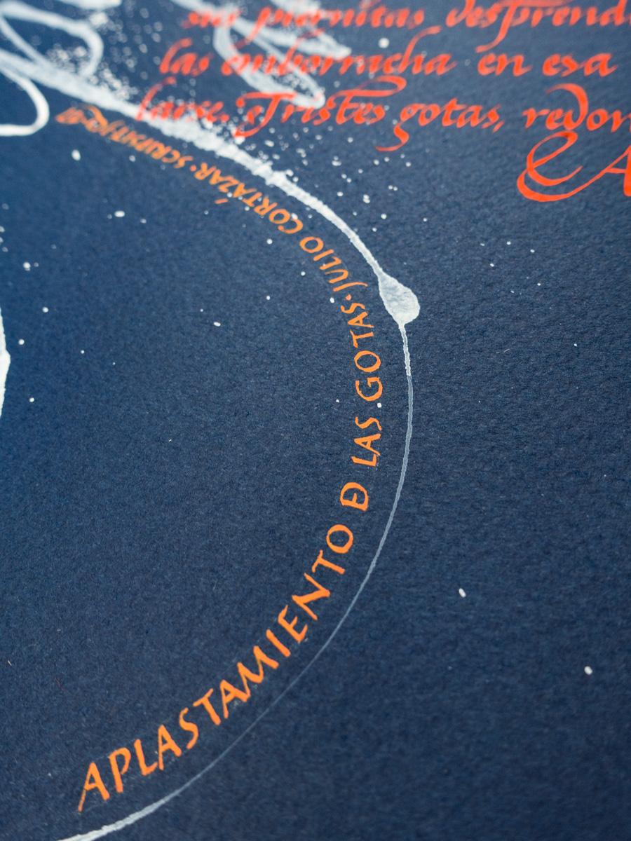 Aplastamiento-de-las-gotas-Cortazar---Joan-Quiros-Calligraphy-Detail-4.jpg