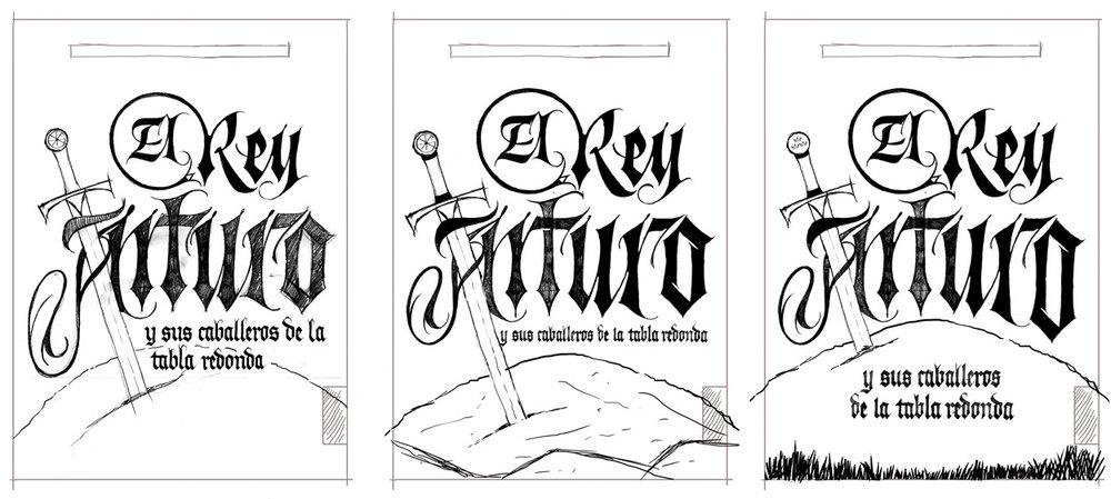 Joan-Quiros-El-Rey-Arturo-Lettering-Sketches-2.jpg