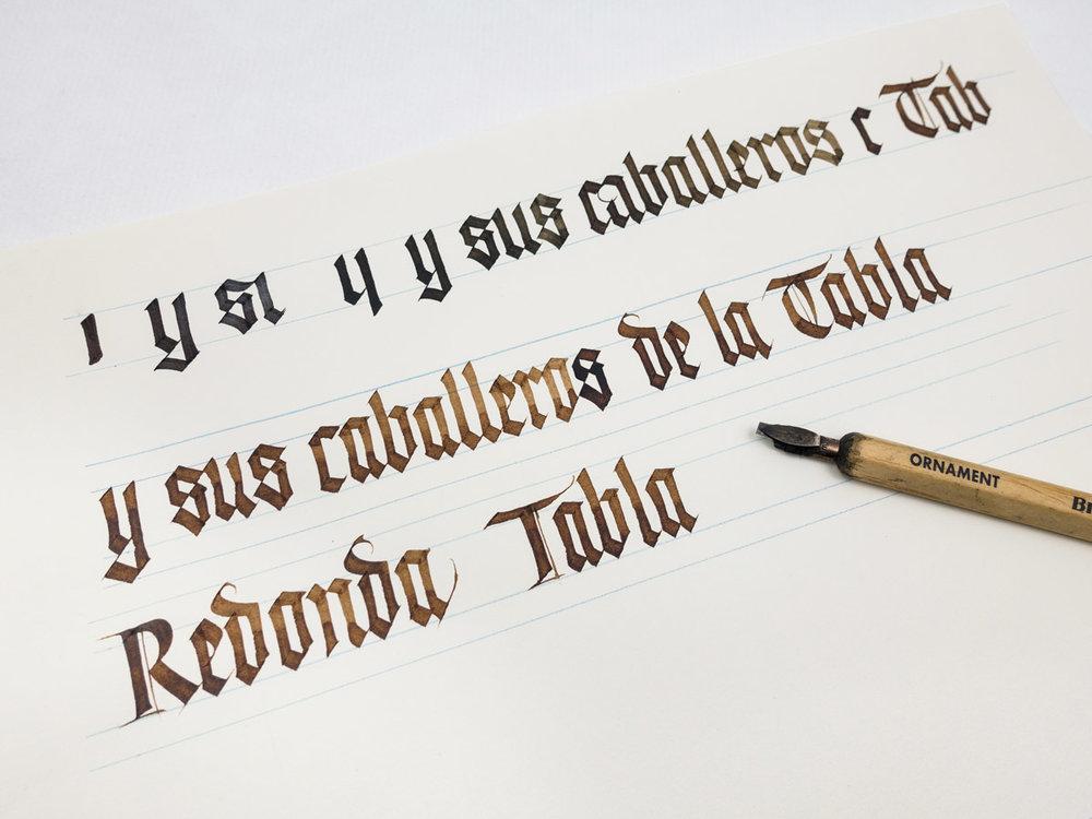 Joan-Quiros-El-Rey-Arturo-calligraphy-Sketch.jpg