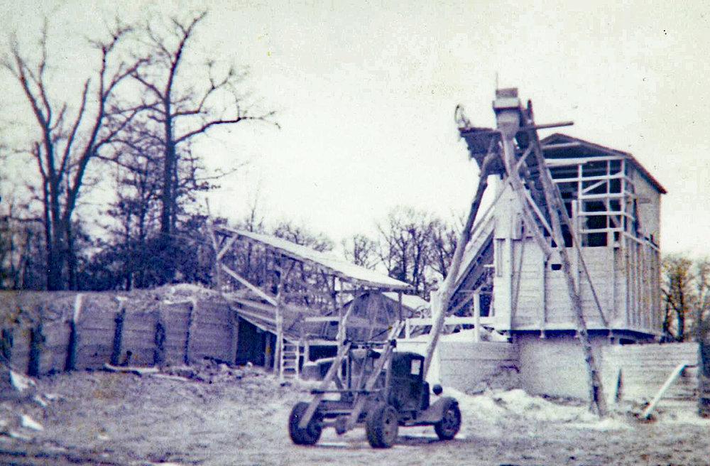 Clarksville quarry circa 1930