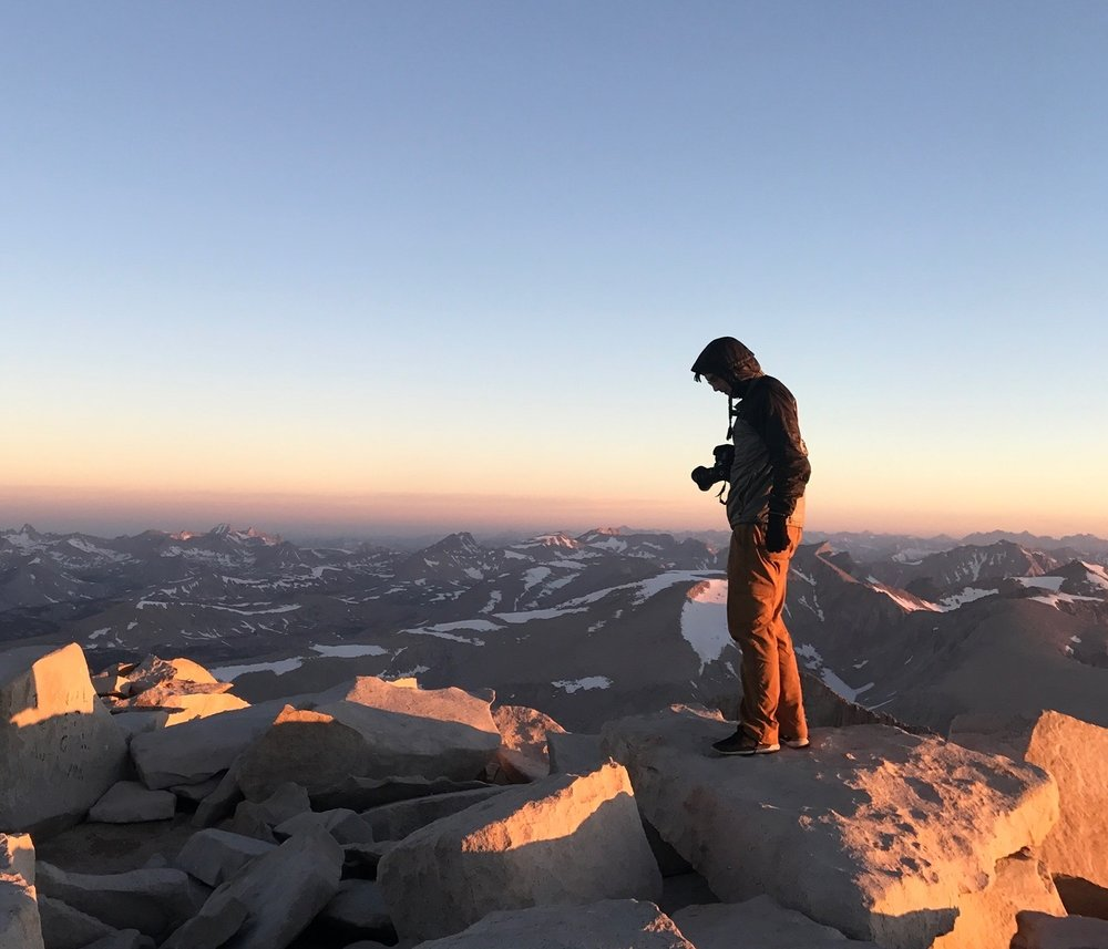 TRIP LEAD: Ben Banet - Come to one of my favorite national parks with me!Contact Ben: banet@usc.eduRead Ben's bio here.