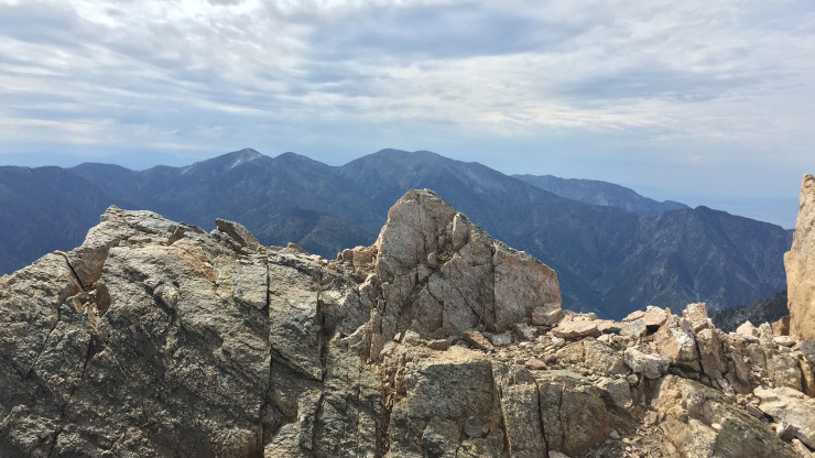 PEAK: Mt. Baden-Powell - 9 miles of fun!DIFFICULTY: 4/5SCENERY: Views are outta this world.FUN FACT: This trail is actually a section of the Pacific Crest Trail, the 2,600 mile thru hike!