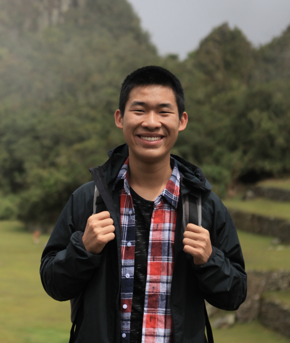 TRIP LEAD: Oscar Li - Has a permanent bump on his forehead… which you can hear about if you come on his hikes!!Contact Oscar: oscarli@usc.eduRead Oscar's bio here.