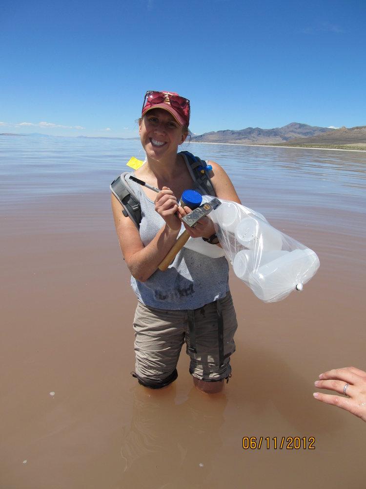 PROFESSOR: Victoria Petryshyn - DEPARTMENT: Environmental StudiesRATE MY PROFESSOR: