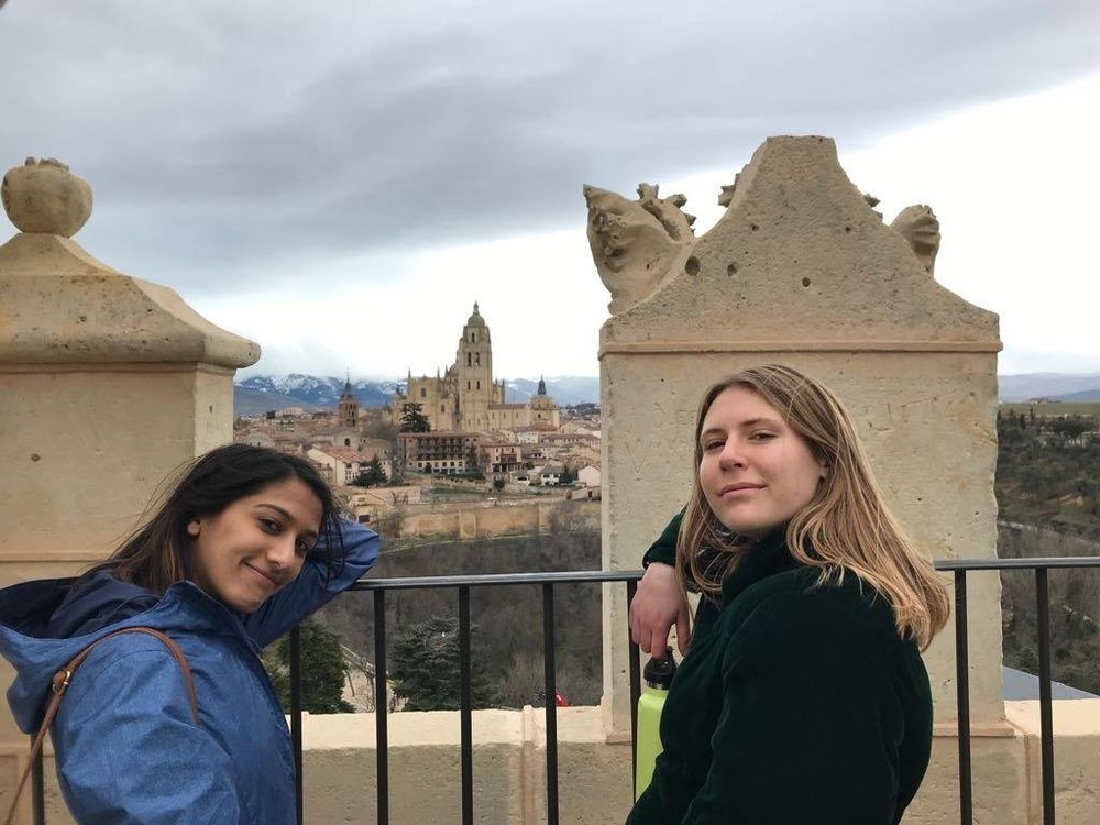 TRIP LEADs: POOJA AGARWAL & HANNA FAHSHOLTZ - This dream team is proficient in over-eating and speaking broken Spanish together.Contact HANNA OR POOJA: fahsholt@usc.edu; poojaaga@usc.edu