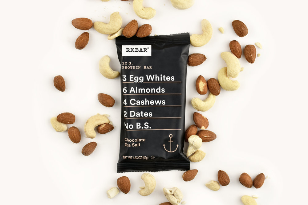 Protein Bar  - Chocolate Sea Salt Pure egg white protein, 100% natural chocolate, and a perfect balance between salty and sweet. No added sugar, dairy, soy, gluten, artificial colors, artificial flavors,  preservatives, or fillers.