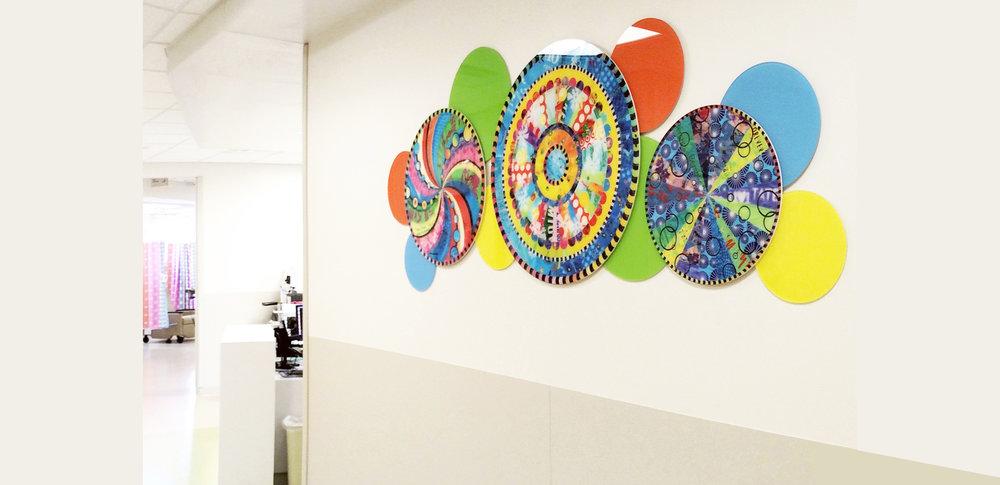 Acrylic Print Grouping