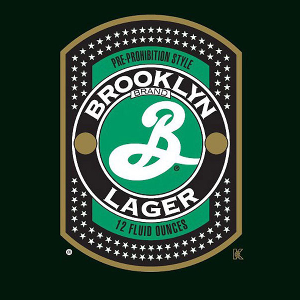 Brooklyn Lager (5.2%) -- 5.16 Gal PRICE $124.99