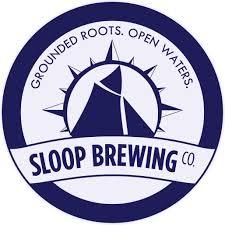 """Sloop Brewing """"Juice Bomb"""" IPA (6.5%) -- 5.16 Gal  PRICE $149.99"""