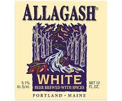 Allagash Brewing White (5.1%) -- 15.5 Gal  PRICE $314.99