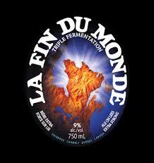 Unibroue Fin du Monde (9%) -- 5.16 Gal  PRICE $229.99