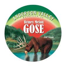 Anderson Valley Briney Melon Gose (4.2%) -- 15.5 Gal  PRICE $359.99