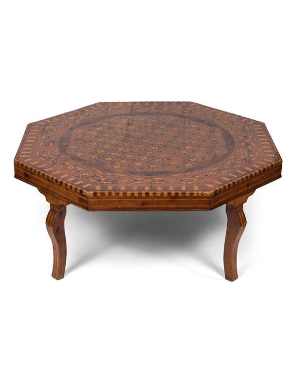 19th Century Oaxacan Coffee Table
