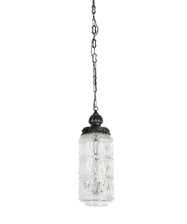 Original Vintage Italian Murano Lantern