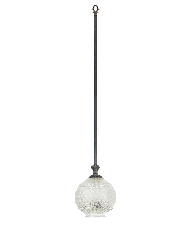 Vintage Italian Murano Lantern