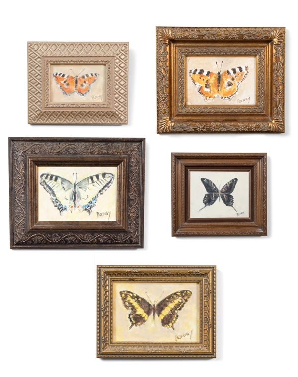 Butterfly Collection by Ilona Von Ronay