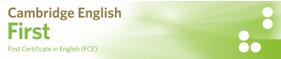 Exámenes de Cambridge English: First (FCE) Marco europeo: B2
