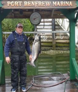 Gord McGeachy 38 pounder