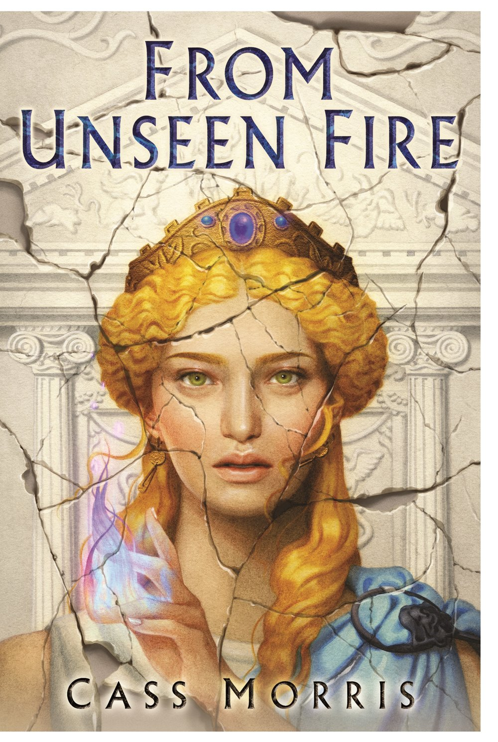 From Unseen Fire (Aven Cycle #1) by Cass Morris