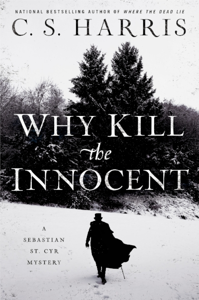 Why Kill the Innocent (book cover)