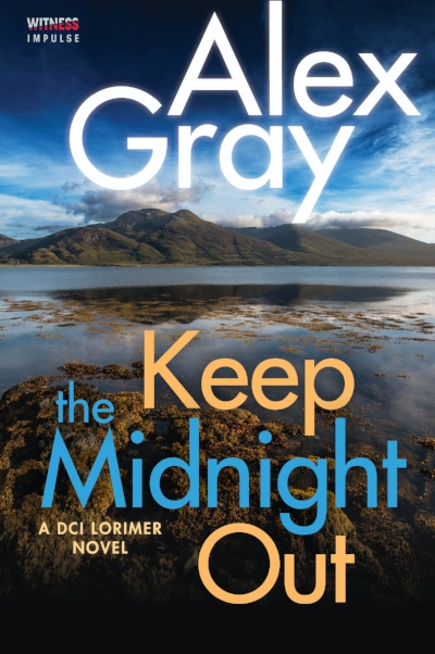 Keep the Midnight Out (Book Cover)