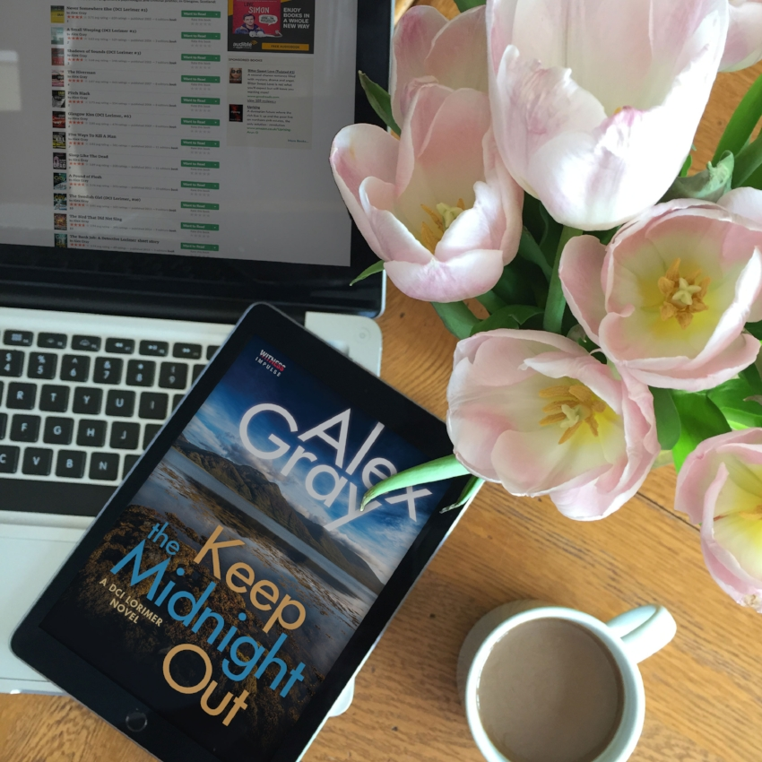Excerpt for KEEP THE MIDNIGHT OUT by Alex Gray