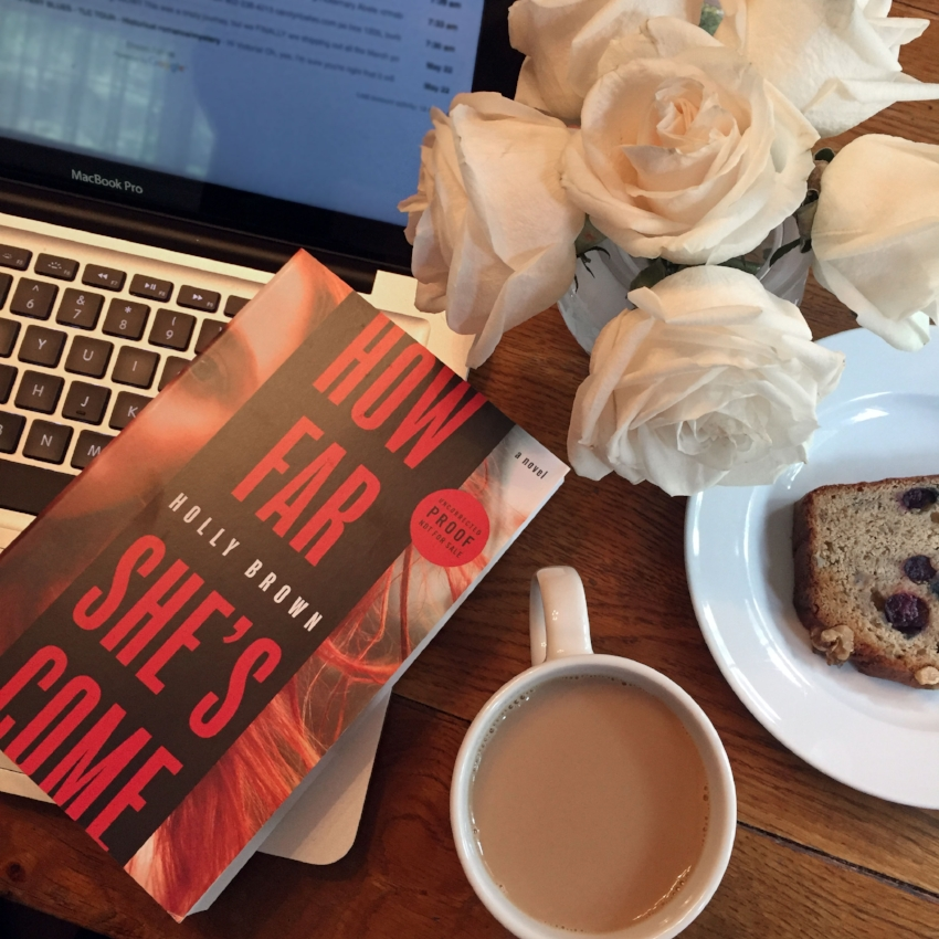 Book Review for HOW FAR SHE'S COME by Holly Brown