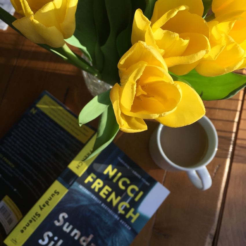 Book Review for SUNDAY SILENCE by Nicci French