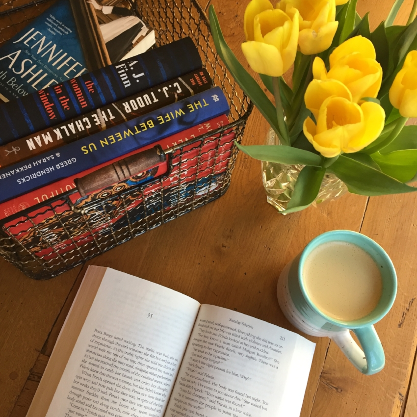 Book Review for SUNDAY SILENCE by Nicci French - Open Book