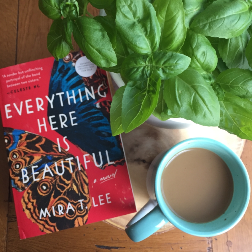 Book Review for EVERYTHING HERE IS BEAUTIFUL by Mira T. Lee
