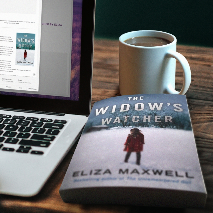Book Review for THE WIDOW'S WATCHER by Eliza Maxwell