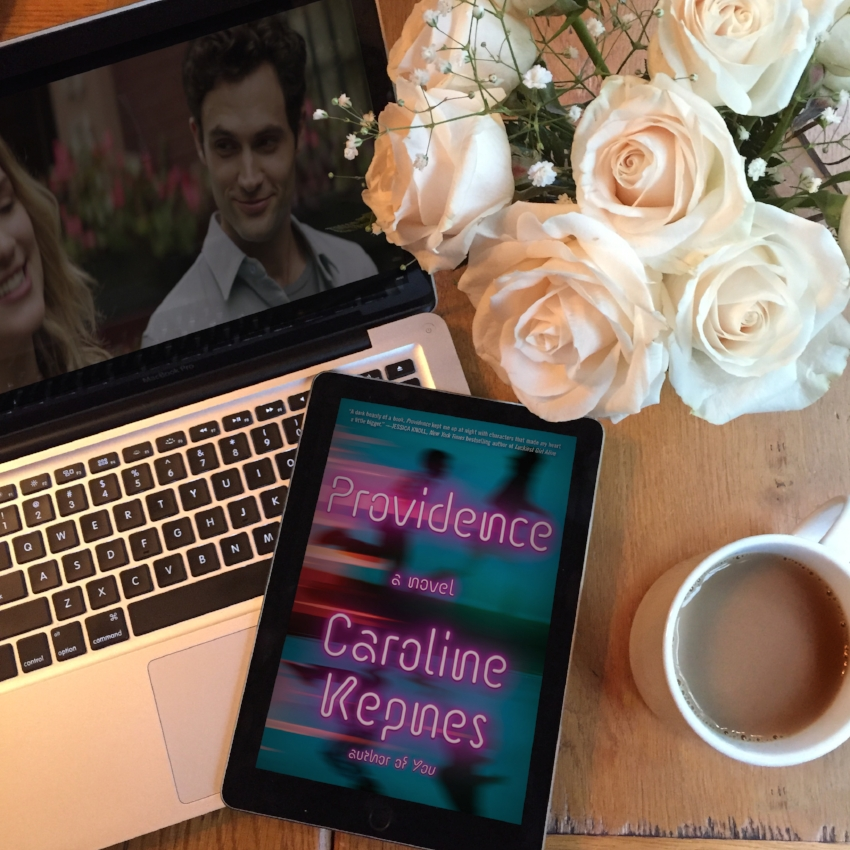 Book Review for PROVIDENCE by Caroline Kepnes