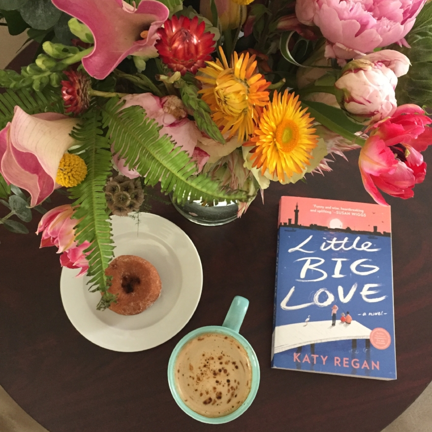 Book Review for LITTLE BIG LOVE by Katy Regan