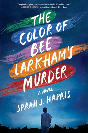 THE COLOR OF BEE LARKHAM'S MURDER by Sarah J. Harris