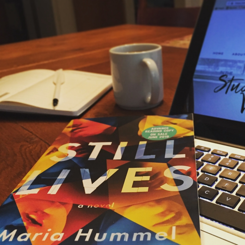Book Review for STILL LIVES by Maria Hummel