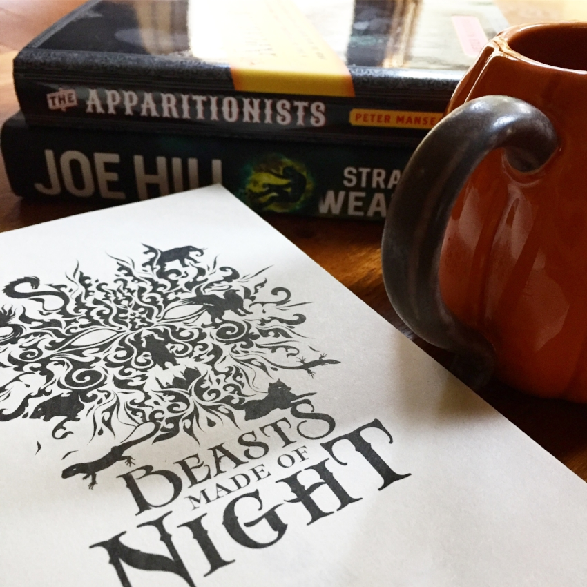 Book Review for BEASTS MADE OF NIGHT by Tochi Onyebuchi