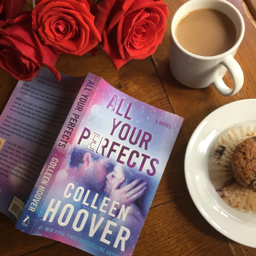 Book Review for ALL YOUR PERFECTS by Colleen Hoover