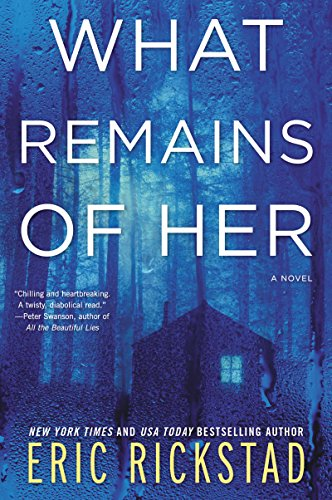 WHAT REMAINS OF HER by Eric Rickstad