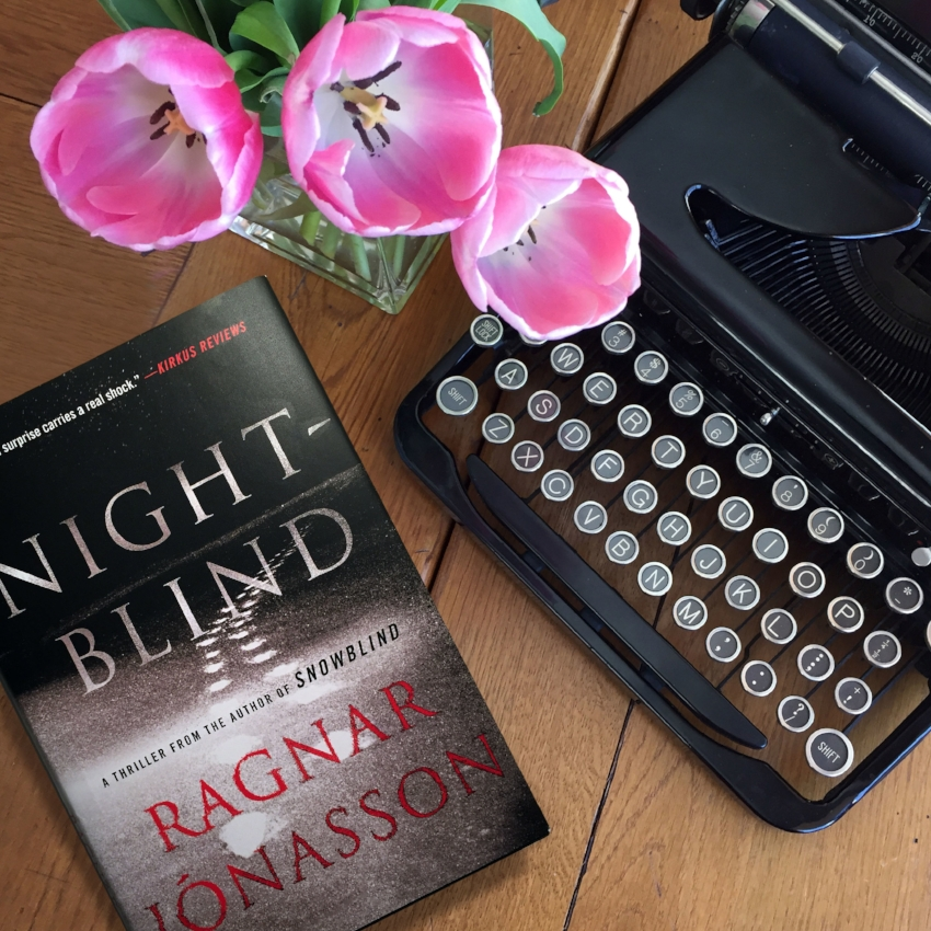 Book Review for NIGHTBLIND by Ragnar Jonasson
