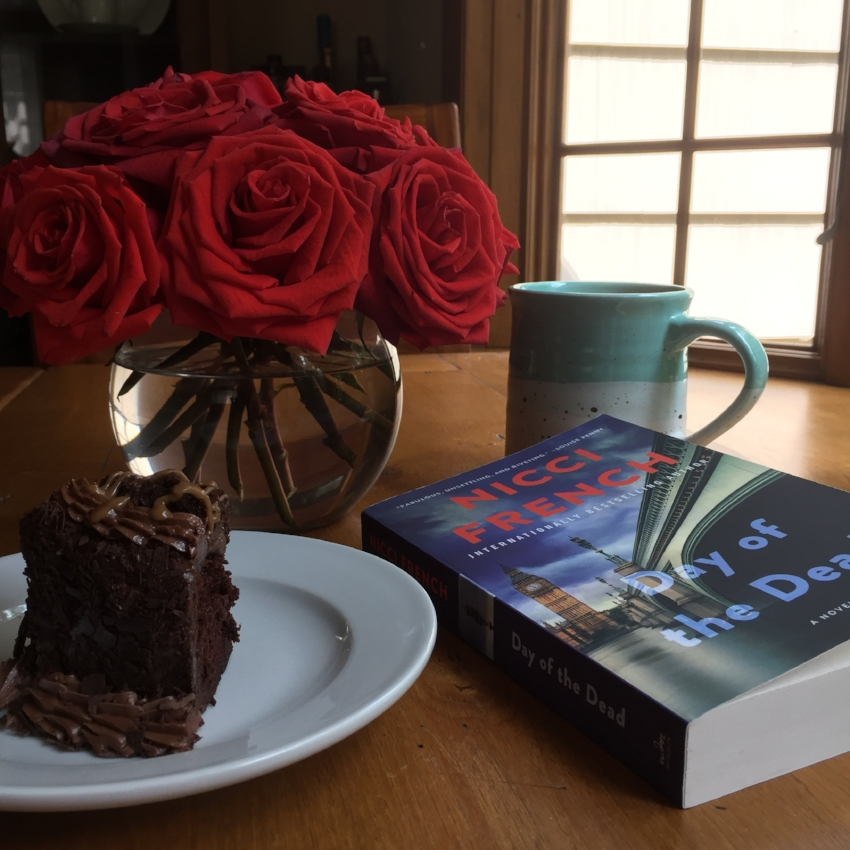 Book Review for DAY OF THE DEAD by Nicci French