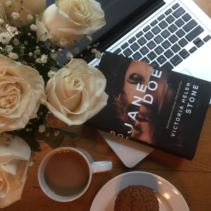 Book Review for JANE DOE by Victoria Helen Stone