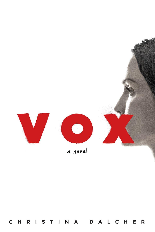 VOX by Christina Dalcher Cover